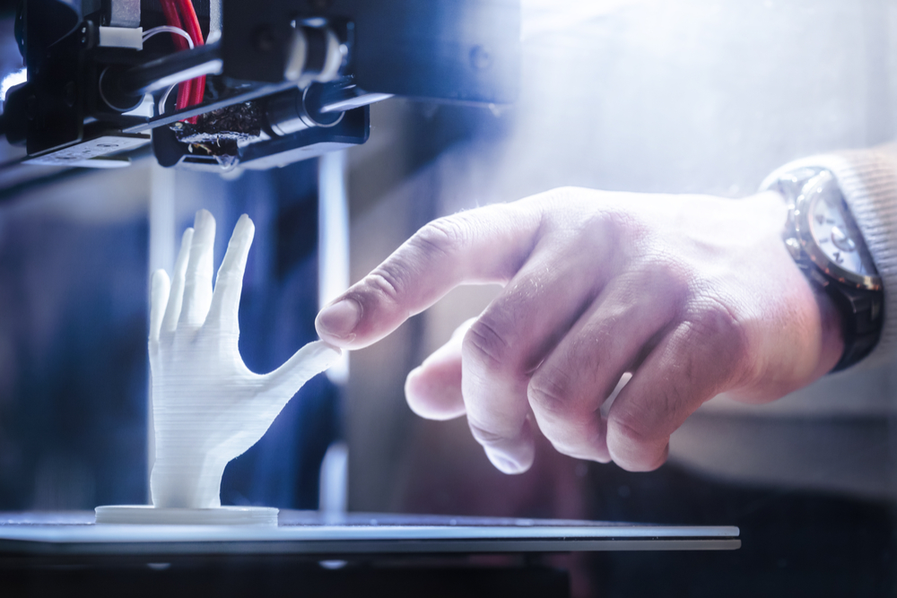 3D Printing using Rilsan Fine Powders from Coating Systems