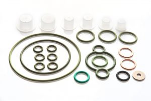 O-rings with Emralon Tm001 applied