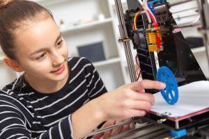 3D printing and Rilsan.