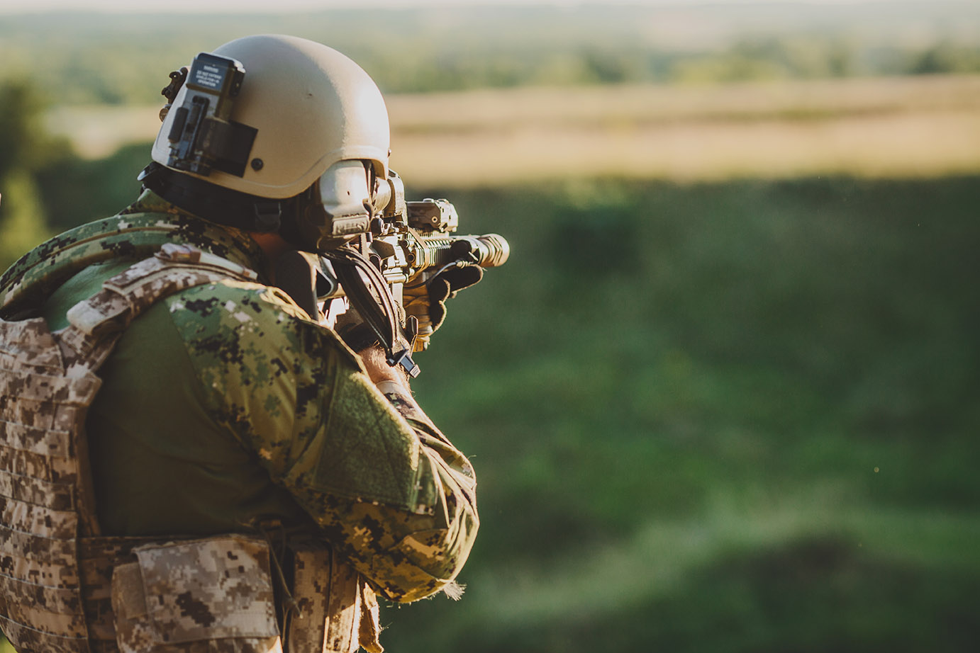Why Molykote can keep you serviceperson's weapon functioning properly