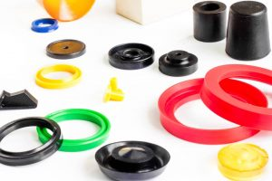 Assortment of O-rings and quad seals