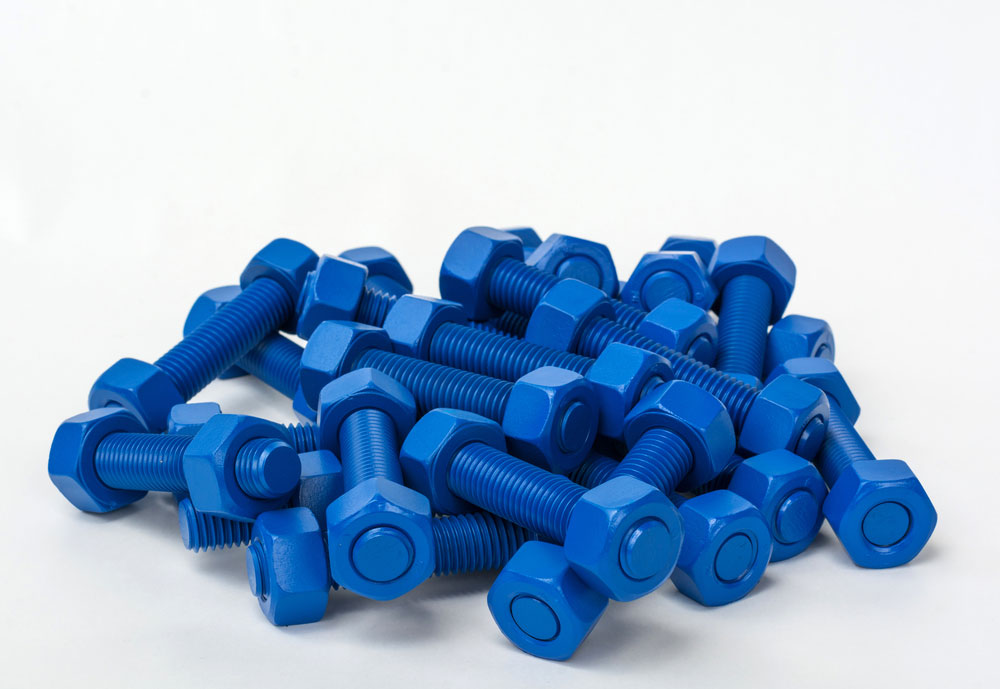 Rilsan Coated Bolts