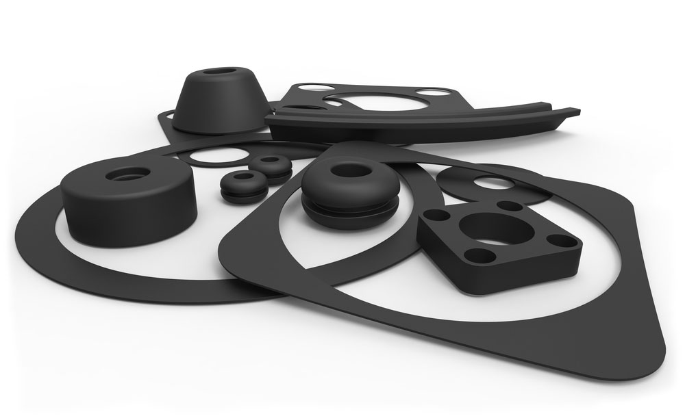 A variety of seals and gaskets
