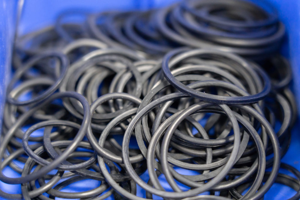 Assortment of gaskets