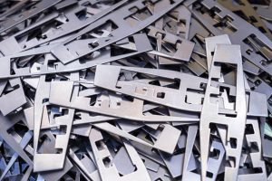 Metal Plates That Require Die Cut Seals