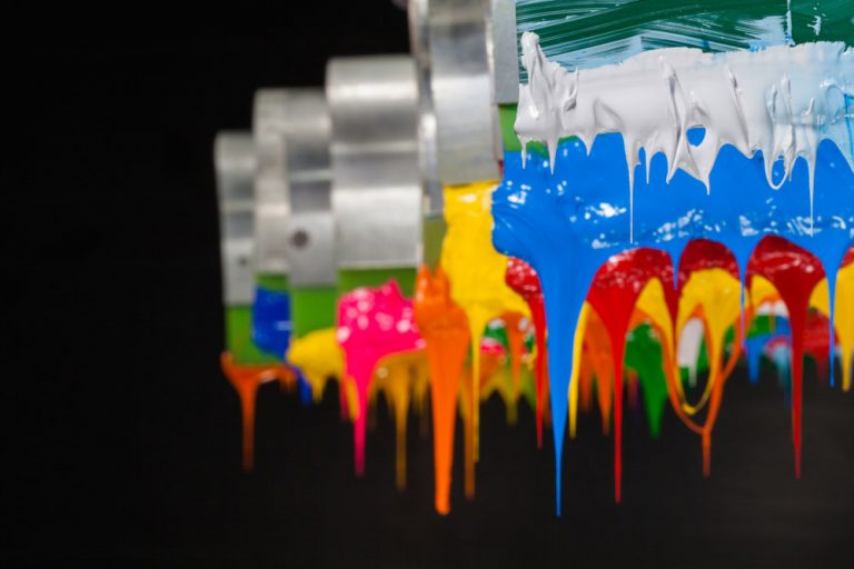 Plastisol Coating and Ink