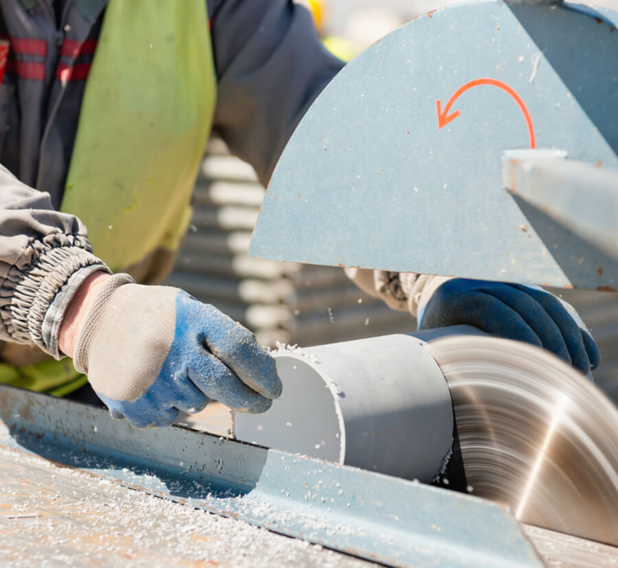 custom coating on saw blade