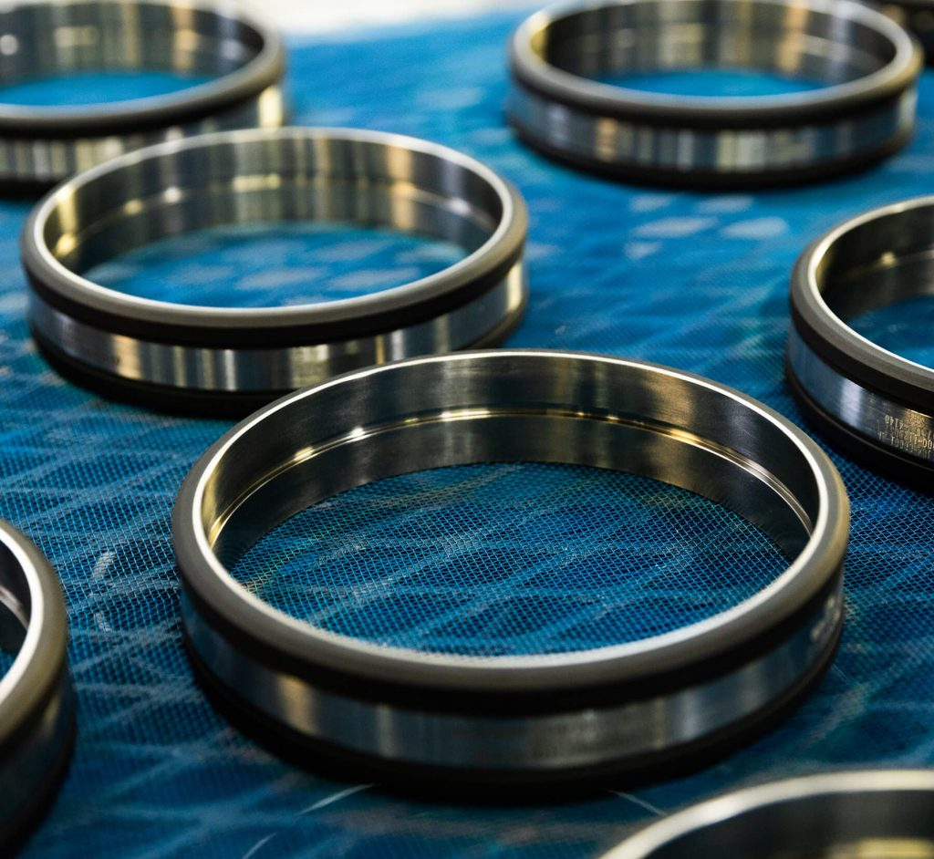 dry film lubricant on o rings